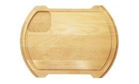 daska za rezanje - drvena