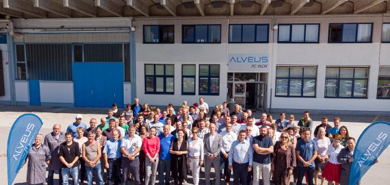 We are ALVEUS